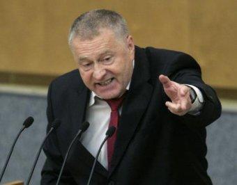 """Жириновский с единороссами предложили """"заткнуть глотку"""" ряду СМИ"""