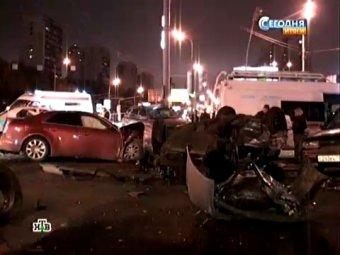 Завершено расследование аварии, в которой погибла Марина Голуб