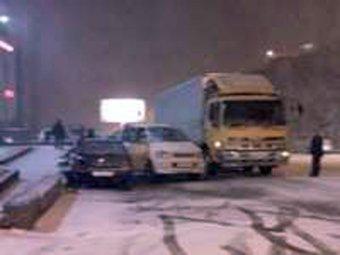Во время пурги под Новосибирском 7 человек задохнулись в машинах