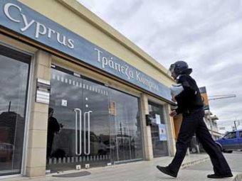"""Кипр ищет помощи в России - президент Кипра представит """"план Б"""" по выходу из кризиса"""