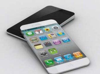 Apple запатентовала футуристический овальный iPhone