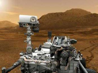 NASA: на Марсе когда-то была жизнь