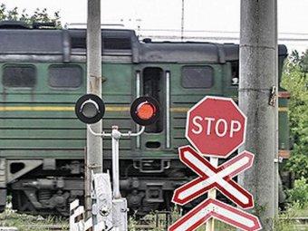 В Архангельской области лихач сбил пятерых человек и бросился под поезд