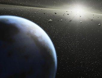 Сразу три астероида несутся к Земле