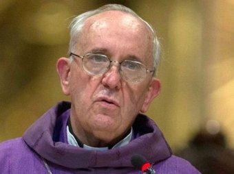 Избранного Папу Римского обвинили в укрывательстве убийства