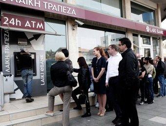 Кипру помимо дефолта угрожает дефицит продуктов