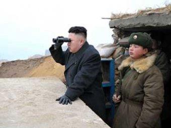 Ким Чен Ын приказал подготовить ракеты к удару по Америке