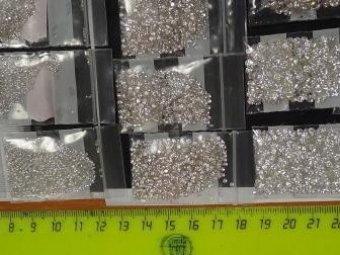 """В """"Шереметьево"""" пассажир пытался незаконно провести 26 тысяч бриллиантов"""
