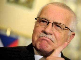 Президенту Чехии предъявлено обвинение в госизмене