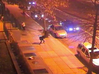 В центре Вашингтона прохожие попали под перекрестный огонь: 13 человек ранены