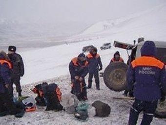В Туве найдено тело последнего из 6 подростков, попавших под лавину