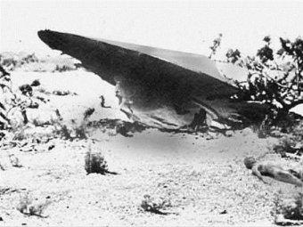 ФБР поставило точку в деле о самом известном НЛО в истории