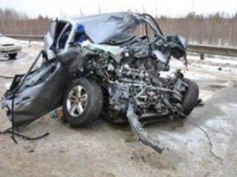 В ДТП на трассе Оренбург-Самара погибли два судьи, гособвинитель и адвокат