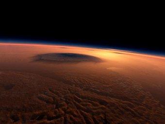 Curiosity нашёл на Марсе гору выше Эвереста