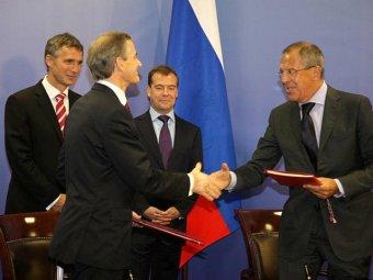 СМИ: при Медведеве Россия уступила Норвегию территорию нефтью и газом на 30 млрд евро
