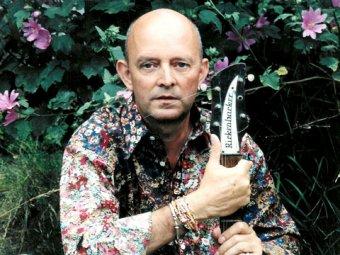 Умер гитарист легендарной британской группы Yes