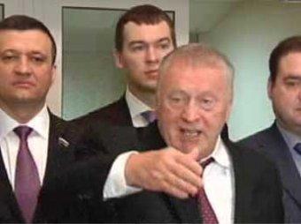 Жириновский выступил с громким разоблачением Пономаревых, Собчак и Гудкова-младшего