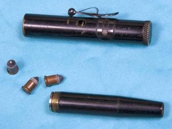 """Телеоператор канала """"Ю"""" застрелился из шпионской ручки"""
