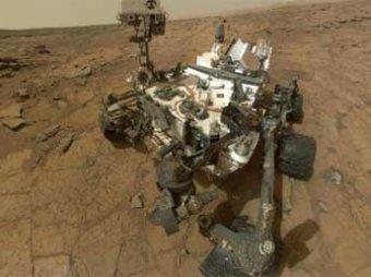 NASA потеряла связь с марсоходом Curiosity