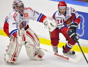 Евротур по хоккею 2013: Россия победила Чехию и выиграла турнир
