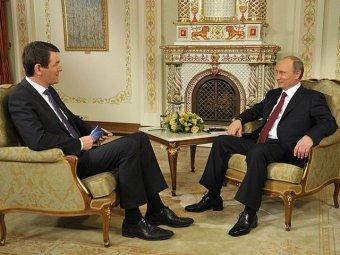 Путин рассказал немецкому телевидению чем будет заниматься на пенсии