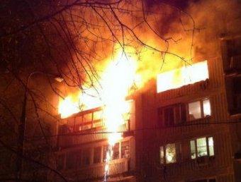 Взрыв в жилом доме в Москве: трое погибших