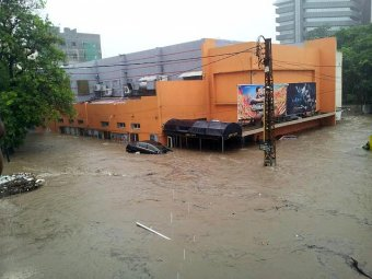 На остров Маврикий обрушилось смертельное наводнение: 11 человек погибли