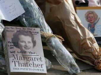 Великобритания прощается с Маргарет Тэтчер