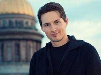 """СМИ: основатель """"ВКонтакте"""" Павел Дуров уехал от обысков в США"""