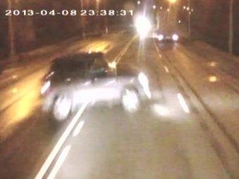 Страшное ДТП под Владимиром, в котором сгорели 8 человек, попало на видео