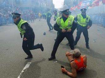 Названы возможные версии теракта в Бостоне
