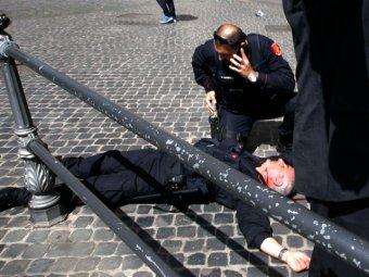 Стрельба возле резиденции премьера Италии: есть раненые