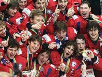 Российские юниоры обыграли хоккеистов США на ЧМ в Сочи