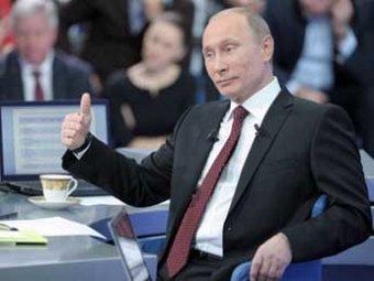 Познер обнародовал 10 вопросов для Владимира Путина