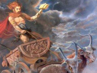 "В Швеции археологи обнаружили мифический ""молот Тора"""