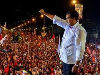 Бывший водитель автобуса Мадуро победил на выборах в Венесуэле