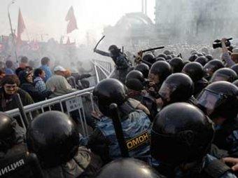 Полиция опубликовала отчет о события на Болотной площади – беспорядков не было