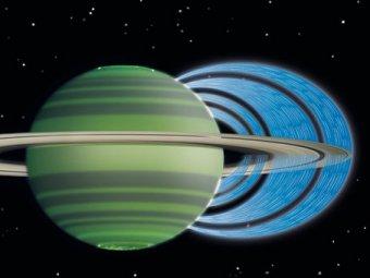 Учёные: Сатурн уничтожает собственные кольца