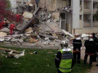 Три человека погибли и 14 пострадали от взрыва в жилом доме во Франции