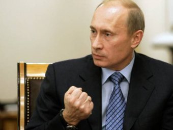 СМИ: Путин пригрозил вне съемок распустить правительство