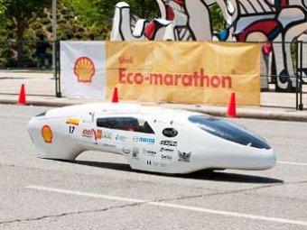 Канадские студенты создали самый экономичный в Америке автомобиль
