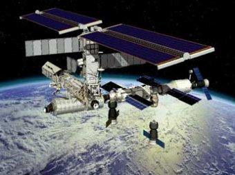 """Астронавты обнаружили в одной из батарей МКС """"таинственную дырку"""""""