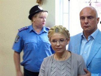 Юлия Тимошенко может выйти из тюрьмы 28 апреля