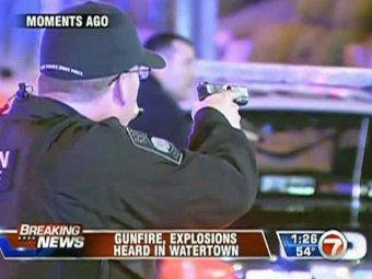СМИ: подозреваемые в терактах в Бостоне приехали в США из Чечни