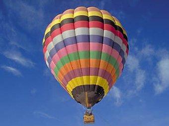 В Перу воздушный шар с туристами рухнул в океан