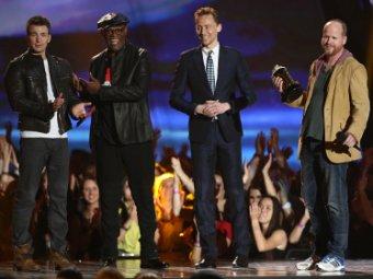 Названы лауреаты премии MTV Movie Awards