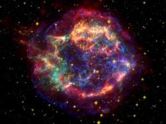 Ученые впервые зафиксировали прямое влияние сверхновой звезды на жизнь на Земле
