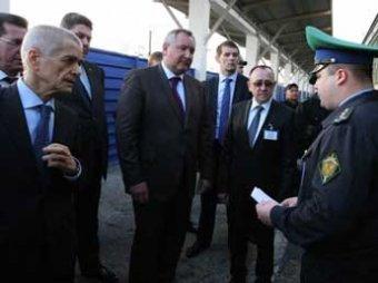 ФСБ предложила не пускать поезда из Таджикистана в Россию