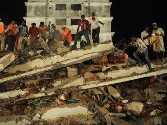 В Индии обрушился дом: погибли 28 человек