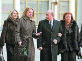 Голландские СМИ: дочь Путина живет в пентхаусе с видом на воду